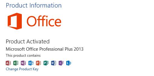 Cara Aktivasi Office 2013 Professional Plus Permanent