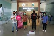 3 Indonesia Sediakan Kuota Internet Gratis 25 GB untuk Pasien, Relawan dan Tenaga Medis di RS Prof Kandou Manado