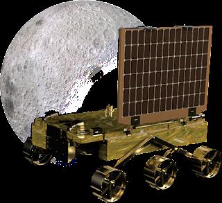Rover Credit:ISRO