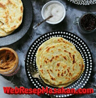 Roti maryam, Roti Canai, Resep Roti Maryam, Resep Roti Canai, Cara membuat roti maryam,