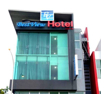 Best view boutique hotel shah alam