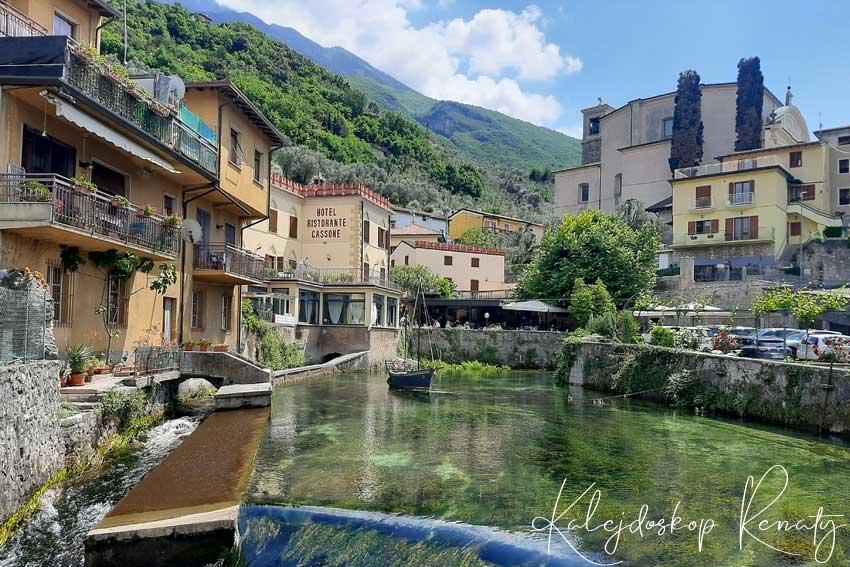 Cassone di Malcesine — śliczne miasteczko, które zainspirowało Gustawa Klimta