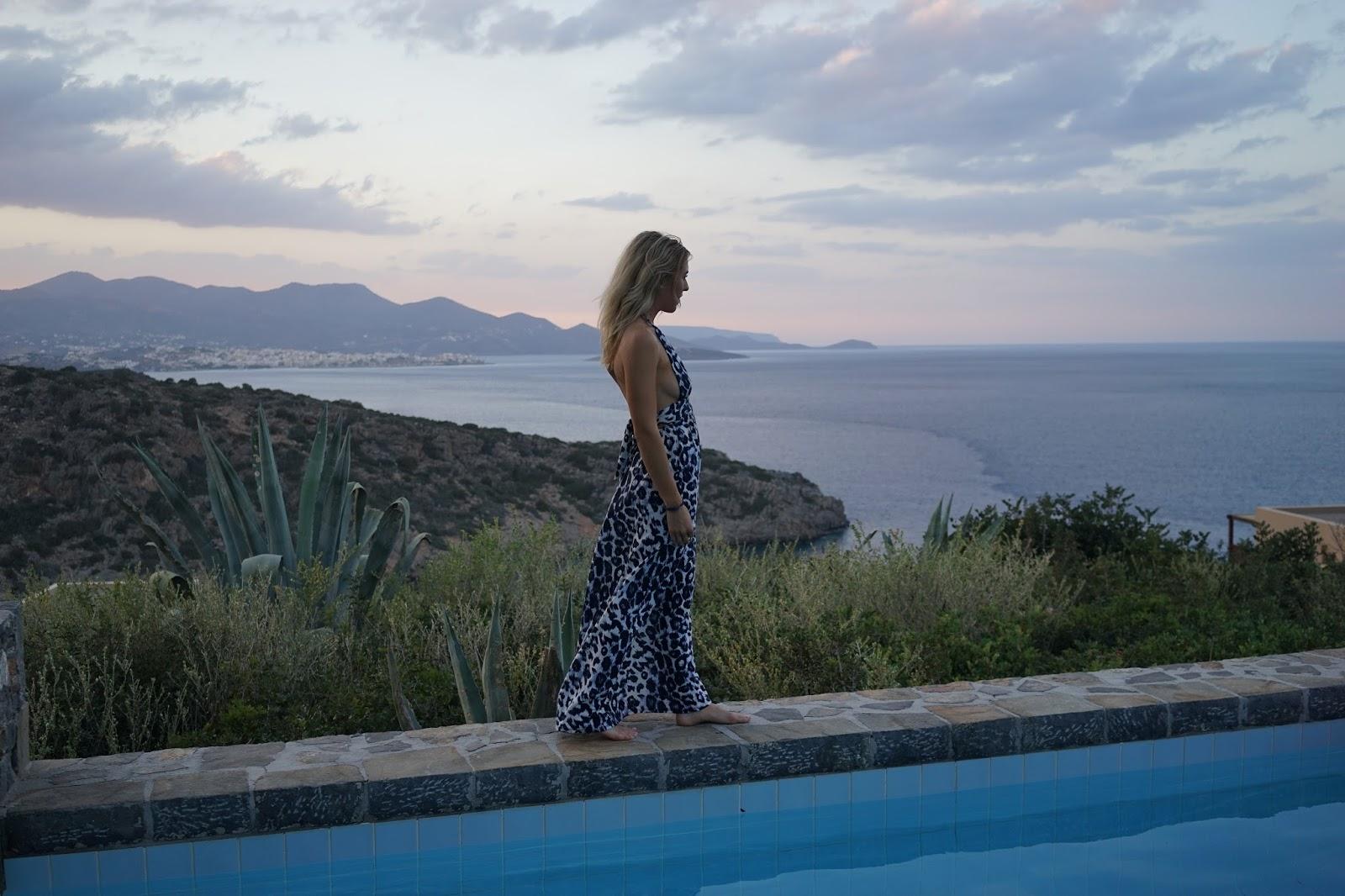 luxury crete