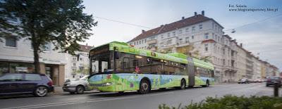 Solaris Urbino 18 Hybrid w Hanowerze