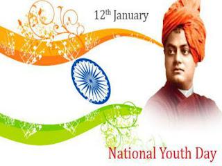 India Celebrated National Youth Day on January 12