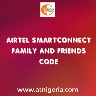 Airtel SmartConnect Family and Friends Code