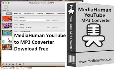 MediaHuman YouTube to MP3 Converter Download Free