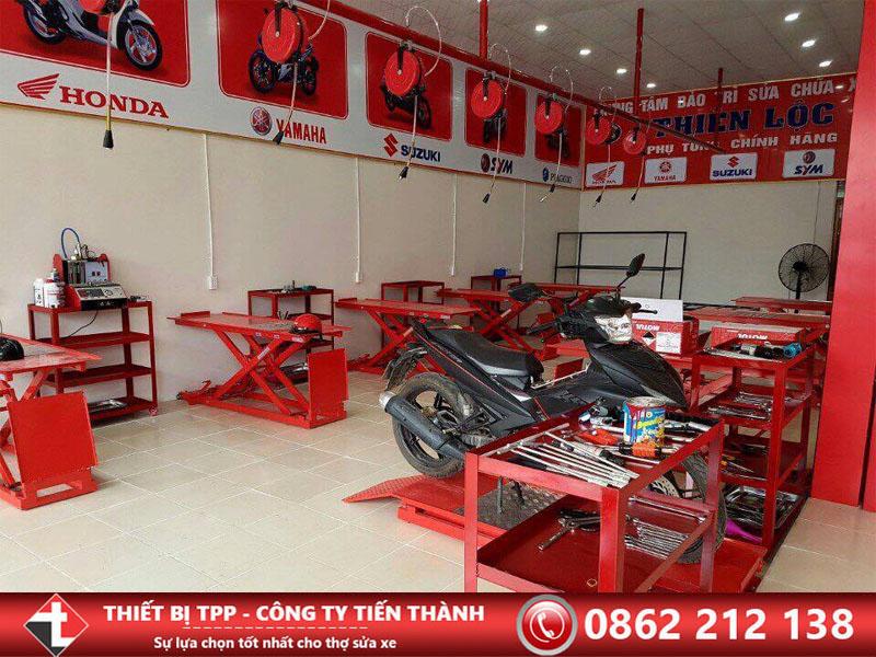mở tiệm sửa xe, mở tiệm sửa chữa, mở trùn tâm bảo trì, mở trung tâm bảo dưỡng