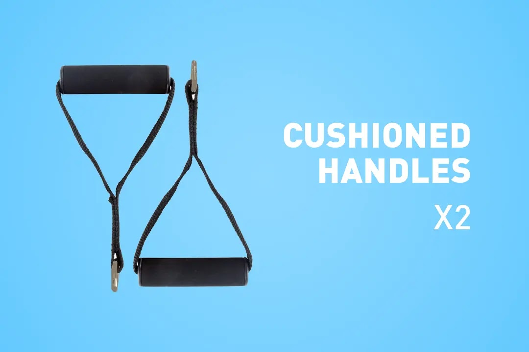 Upowex Resistance Bands Cushioned Handles