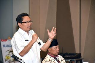 <b>Sekda: Pengurus BPPD Tidak Boleh Saling Tegang, Kembalikan Kepada Hasil Musyawarah</b>