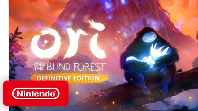 Demo de Ori and the Blind Forest: Definitive Edition (Switch) será lançada na eShop