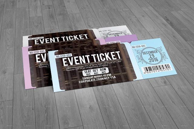 never event ticket