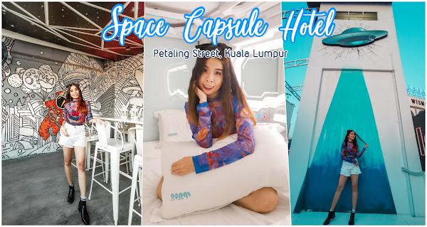 Capsule Style Space Hotel @ Petaling Street, Kuala Lumpur