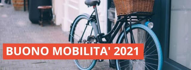 Buono bici e monopattino, si riparte: dal 14 gennaio al 15 febbraio