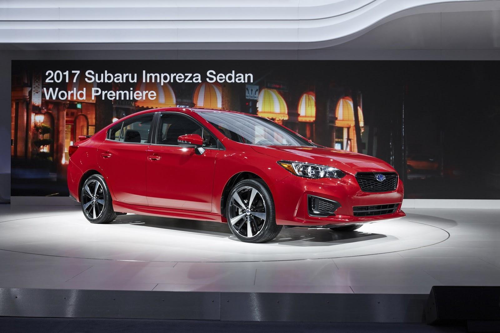 Subaru Celebrates 50 Years Of Boxer Engines