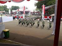 TNI AD Pastikan Upacara 17an di Istana Terlaksana dengan Sempurna
