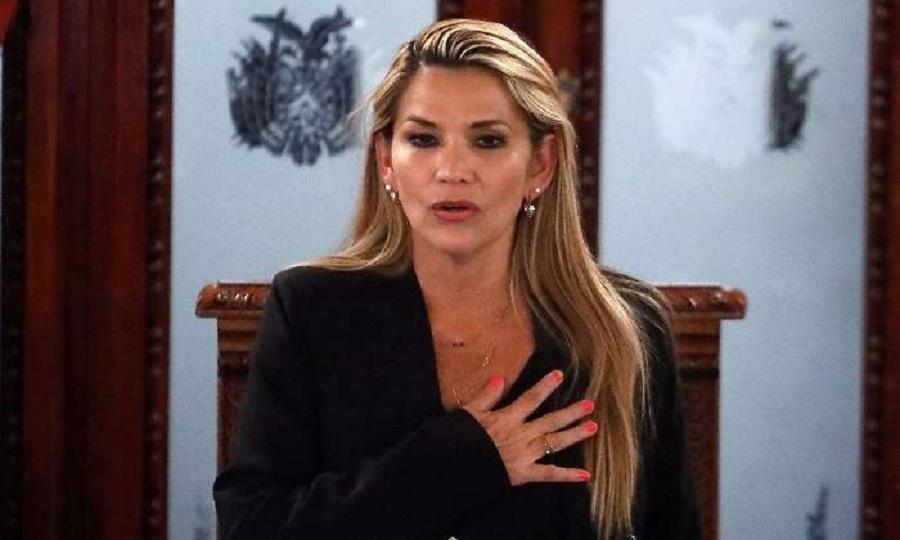 Jeanine Áñez asumió la Presidencia de Bolivia luego de 48 horas de vacío de poder / ARCHIVOS