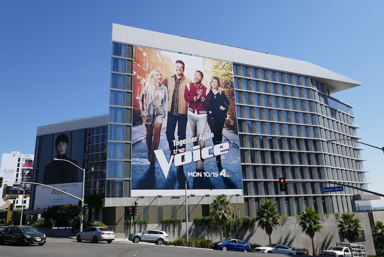 Giant Voice season 19 billboard