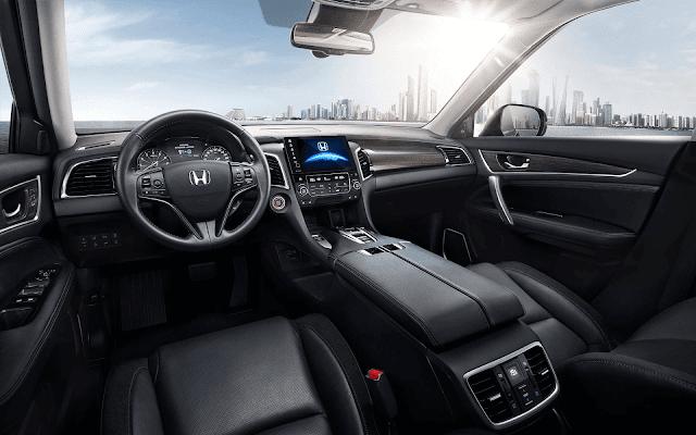 Honda Avancier Interior