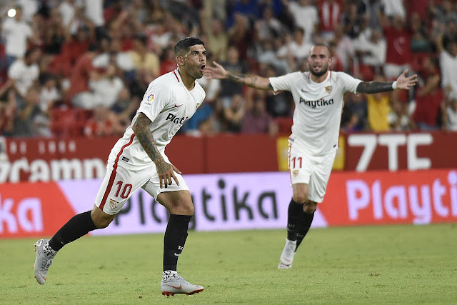 Crónica Sevilla FC 1 - Zalgiris 0