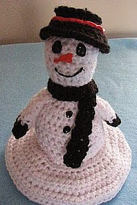 http://tutorials.donnascrochetdesigns.com/melting%20snowman.pdf