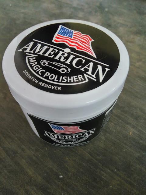 American magic Polisher