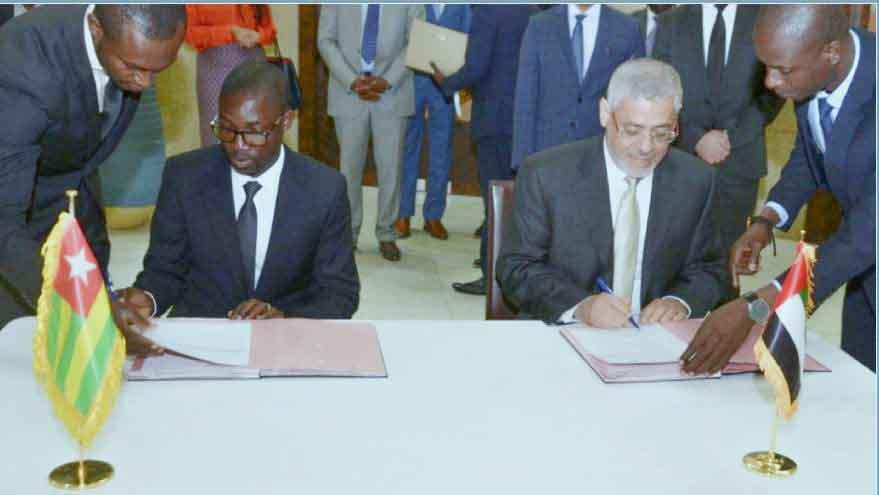 Le Fonds Khalifa au chevet de l'agriculture togolaise avec 10 milliards de francs CFA