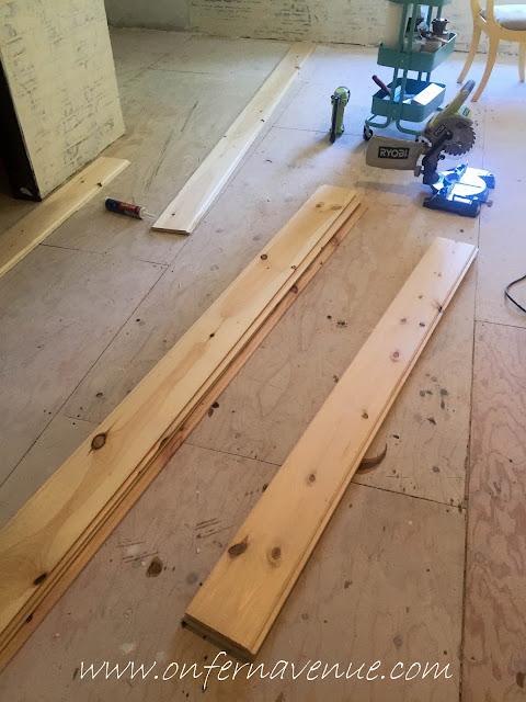 Preparing_the_floor_for_shiplap_floor