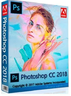 Adobe Photoshop CC 2018 free download With Crack for PC (Full Version)