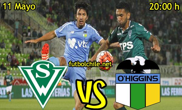 VER STREAM YOUTUBE RESULTADO EN VIVO, ONLINE: Santiago Wanderers vs O'Higgins