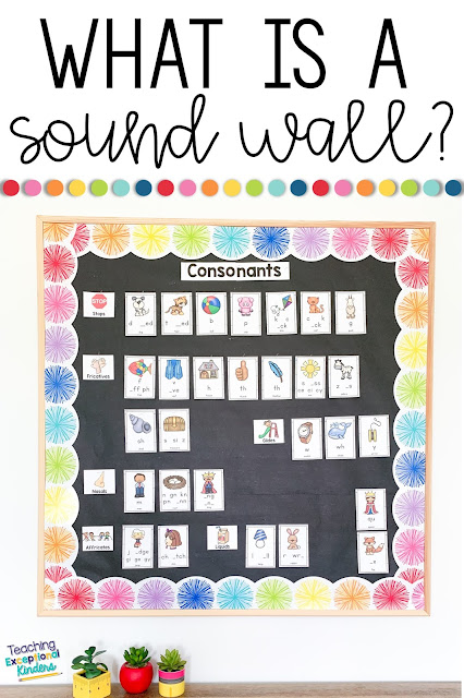 Learn all about what a sound wall is and how to use a sound wall in the primary classroom.