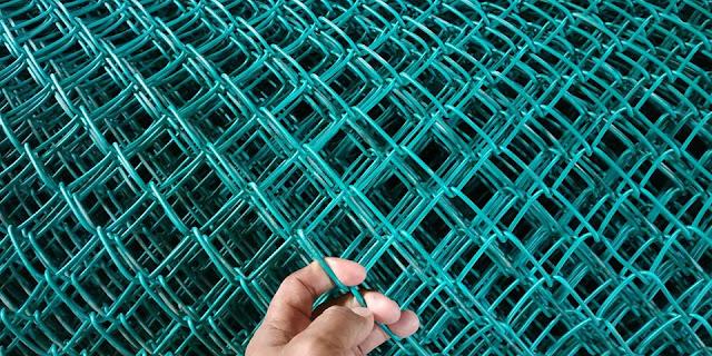 Jual Kawat Harmonika PVC