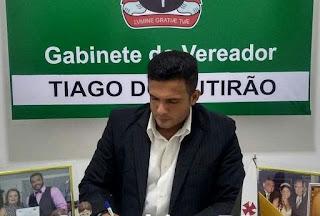 Vereador Tiago do Mutirão PSDB, disparou em discurso na Câmara Municipal não fui atendido pela secretaria de saúde de Guarabira.