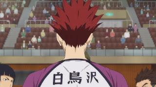 ハイキュー!! アニメ 3期2話 天童覚 | Karasuno vs Shiratorizawa | HAIKYU!! Season3