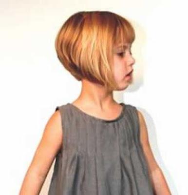 Model Rambut Cantik untuk Anak Perempuan | Kaemfret Blog