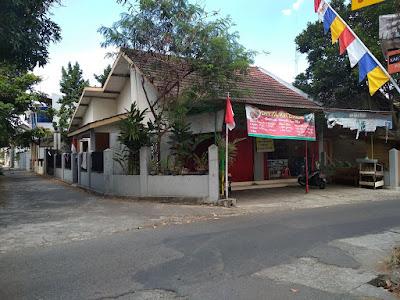 Jual Rumah & Kios Depan Sanata Dharma, Paingan, Maguwoharjo, Jogja