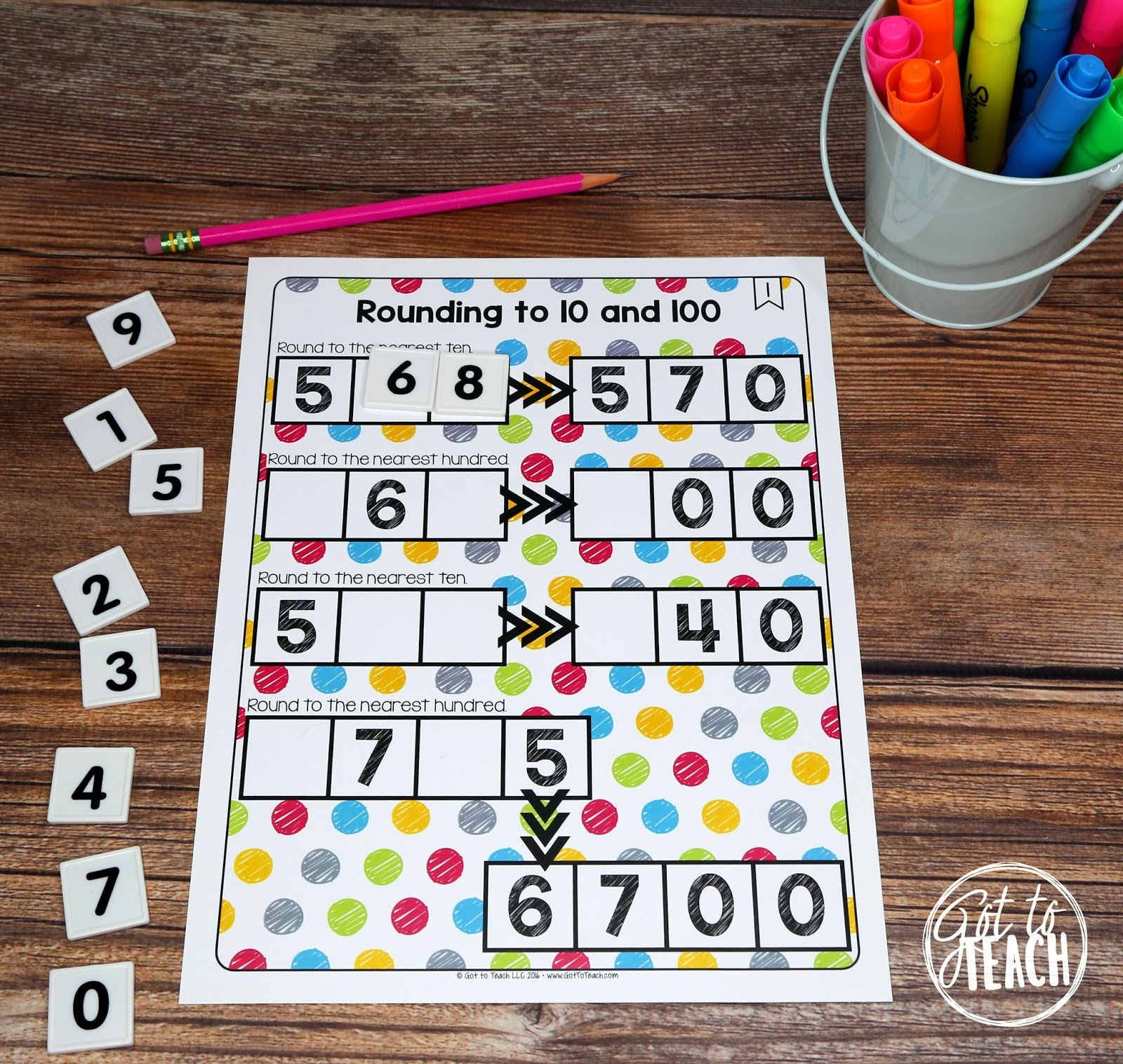 Math Tiles: My Favorite Math Activity! • Teacher Thrive