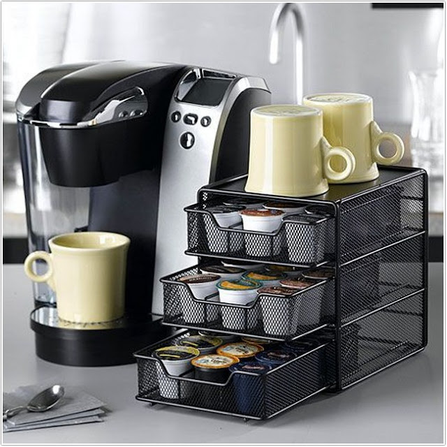 Keurig Coffee Station Organizer;
