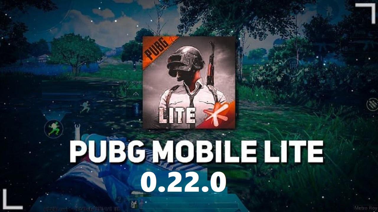 PUBG Mobile Lite 0.22.0 Beta update APK Download link