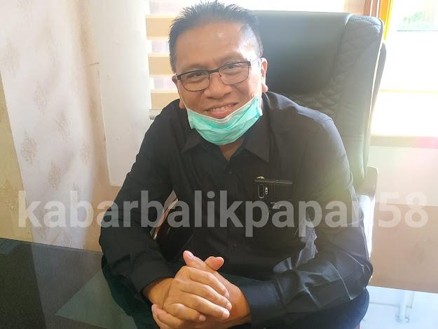 Foto : Wakil Ketua DPRD Balikpapan , Thohari Azis