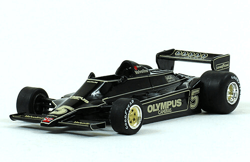Lotus 79 1978 Mario Andretti f1 the car collection