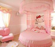 Hiasan Bilik Hello Kitty