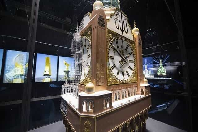 MAKKAH CLOCK TOWER'S MUSEUM ATTRACTS WORLDWIDE TOURISTS