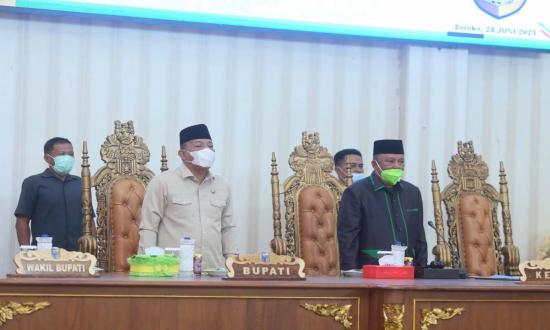 Depri Pontoh Sampaikan Rasa Syukur Bolaang Mongondow Utara Raih WTP Ke-5.lelemuku.com.jpg