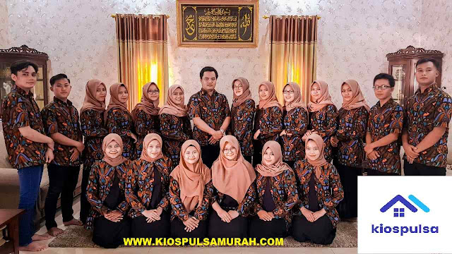 Kios Pulsa, Server Pulsa Terlengkap di Jawa Timur