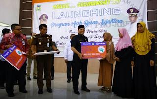 yang dibuat secara khusus melalui Peraturan Bupati Nomor  Pro Abes Program Penanggulangan Kemiskinan Aceh Besar