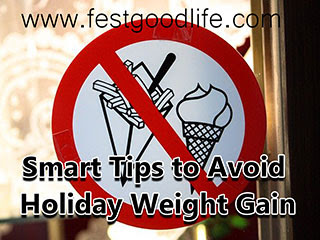 Smart Tips to Avoid Holiday Weight Gain