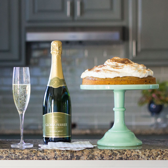 How to host a mom's night out with Gloria Ferrer sparkling wines!