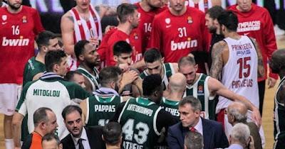 Yunan basketbolunda kriz devam ediyor