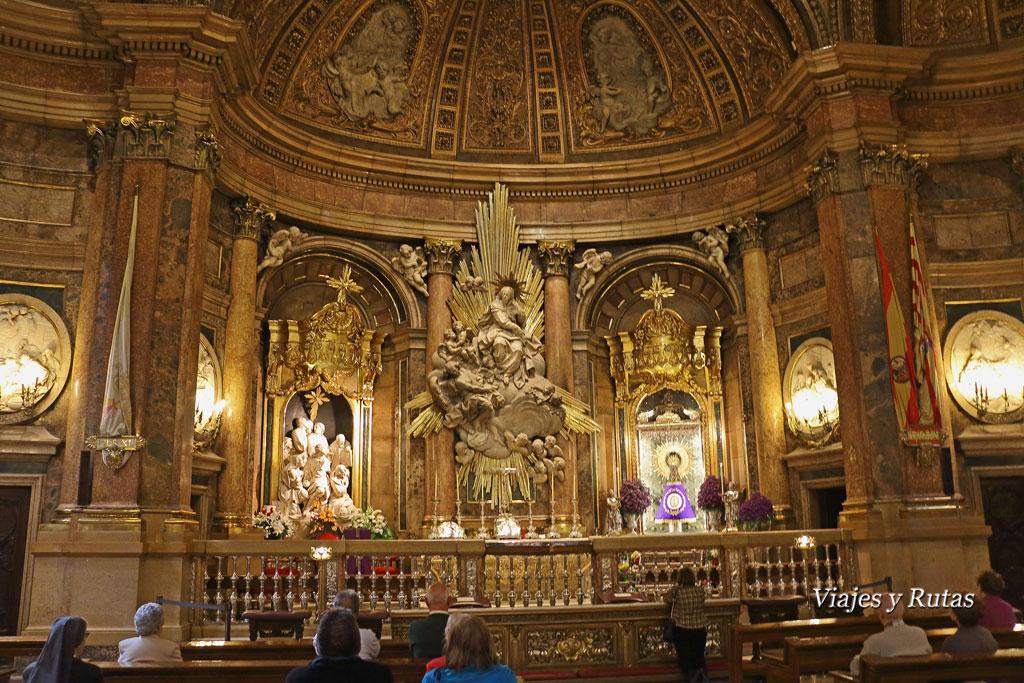 Basílica del Pilar, Zaragoza